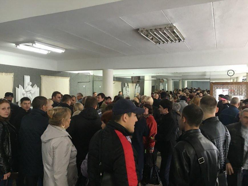 На слушания по переименованию в Терновском районе собралось рекордное число участников (фото) - фото 1