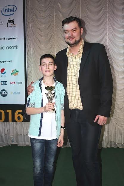 Мариупольцы отлично выступили в Международном чемпионате компьютерных талантов Золотой Байт, фото-3