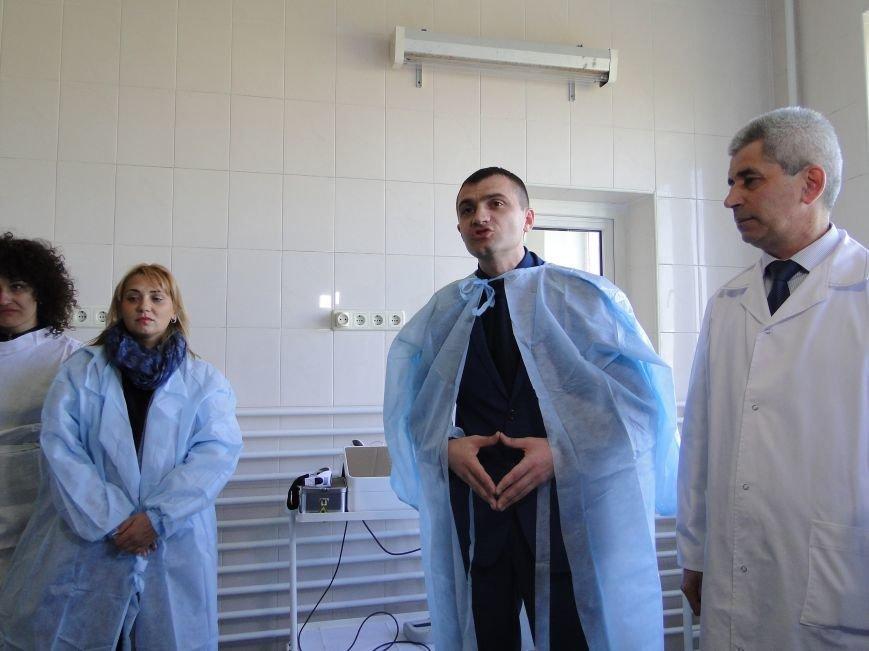 Хмельницька дитяча лікарня отримала унікальне обладнання, якого практично немає в Україні (Фото) (фото) - фото 1