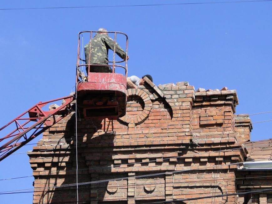У Хмельницькому розпочалося третє коло реставрації історичної будівлі на Подільській (Фото) (фото) - фото 1
