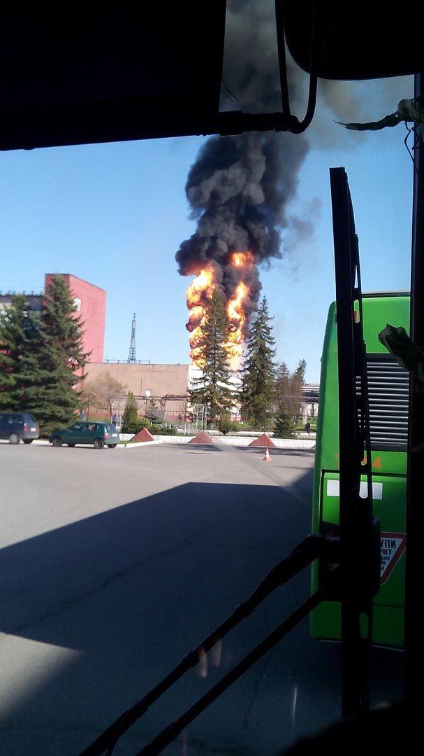 Главный инженер «Полимира»: инцидент был, наша система противоаварийной защиты сработала правильно (+ фото, видео), фото-1
