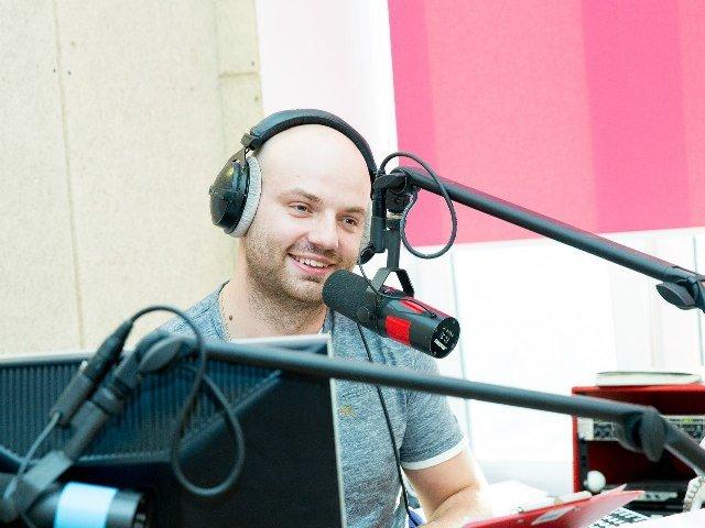 Для успіху на радіо треба бути лисим бородатим мужиком, –  Слава Дьомін (фото) - фото 2