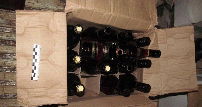 Четверо жителей Витебска продавали контрафакт под видом элитного французского алкоголя, фото-2