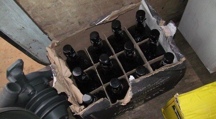 Четверо жителей Витебска продавали контрафакт под видом элитного французского алкоголя, фото-4