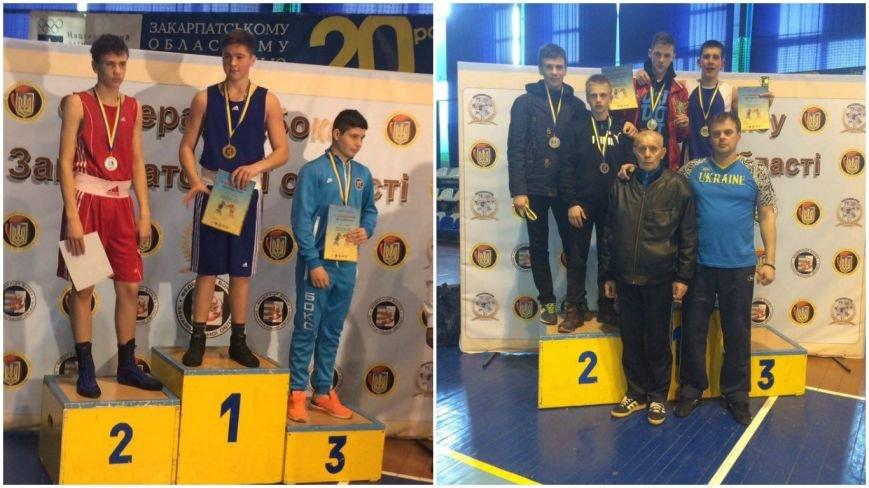 Хмельницькі боксери здобули шість медалей на Чемпіонаті України (Фото) (фото) - фото 1