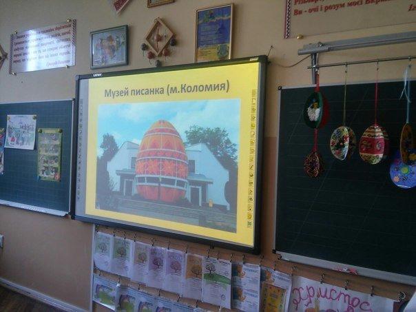Львівські школярі взяли участь у майстер-класі з розпису писанок (ФОТО) (фото) - фото 7