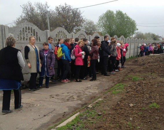У Полтавській школі шукали вибухівку (фото) - фото 2