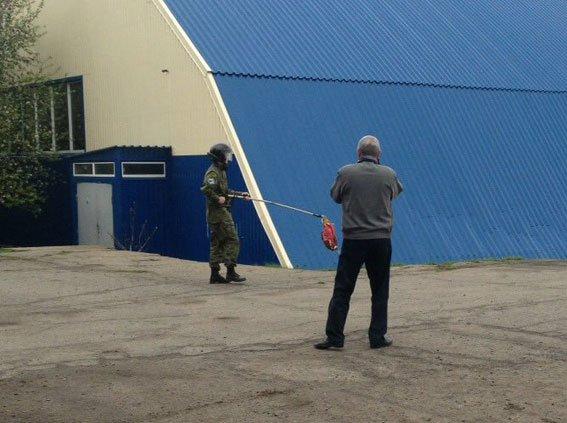 У Полтавській школі шукали вибухівку (фото) - фото 4