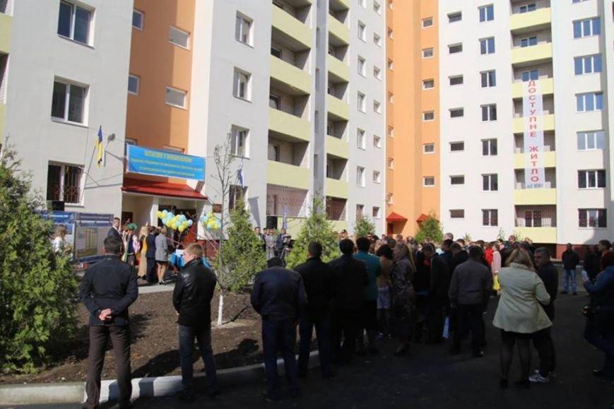 В Херсоне сдали в эксплуатацию 126-квартирный жилую новостройку (фото) - фото 2