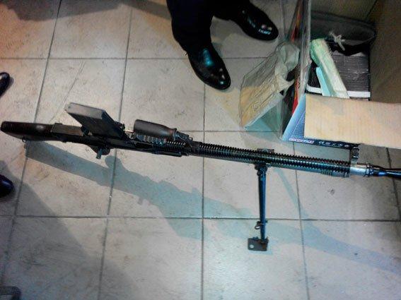 Арсенал незаконного оружия обнаружен в Черниговской области (фото) - фото 1