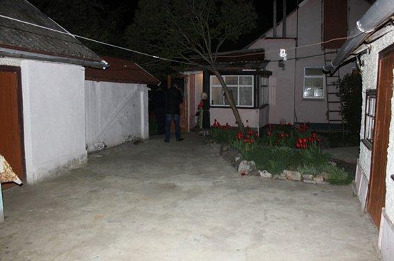 На Черкащині батько вбив рідного сина (фото) - фото 1
