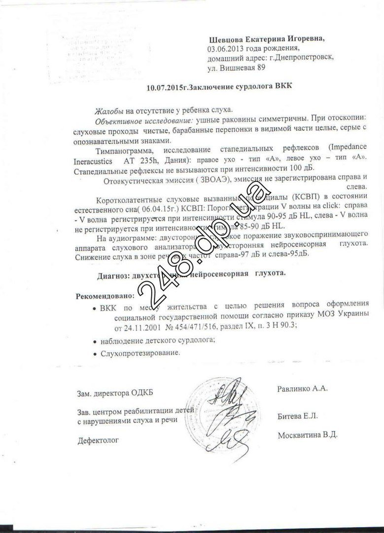 Без импланта близняшки из Днепропетровска потеряют слух навсегда уже через месяц (фото) - фото 3