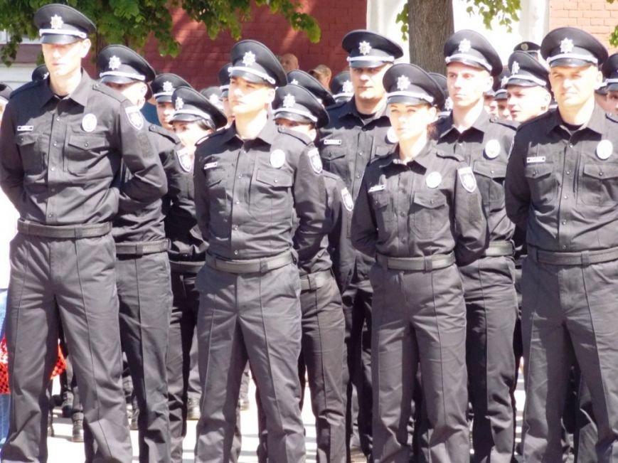 Кировоградцы, встречайте новую патрульную полицию. ФОТО (фото) - фото 1
