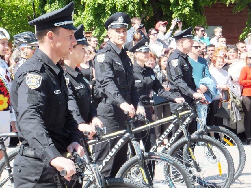 Кировоградцы, встречайте новую патрульную полицию. ФОТО (фото) - фото 4