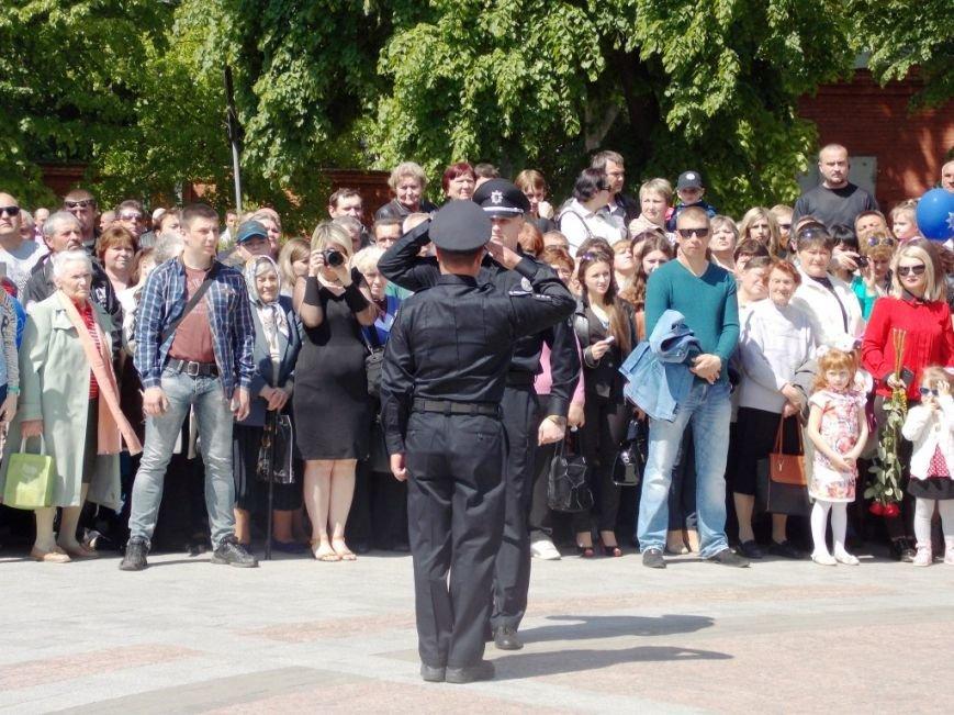 Кировоградцы, встречайте новую патрульную полицию. ФОТО (фото) - фото 3