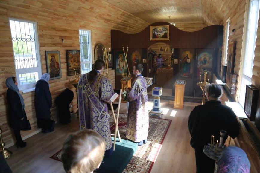 В Кременчуге открылся еще один храм: в честь Апостола Андрея Первозванного, фото-4