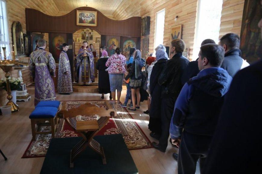 В Кременчуге открылся еще один храм: в честь Апостола Андрея Первозванного, фото-5