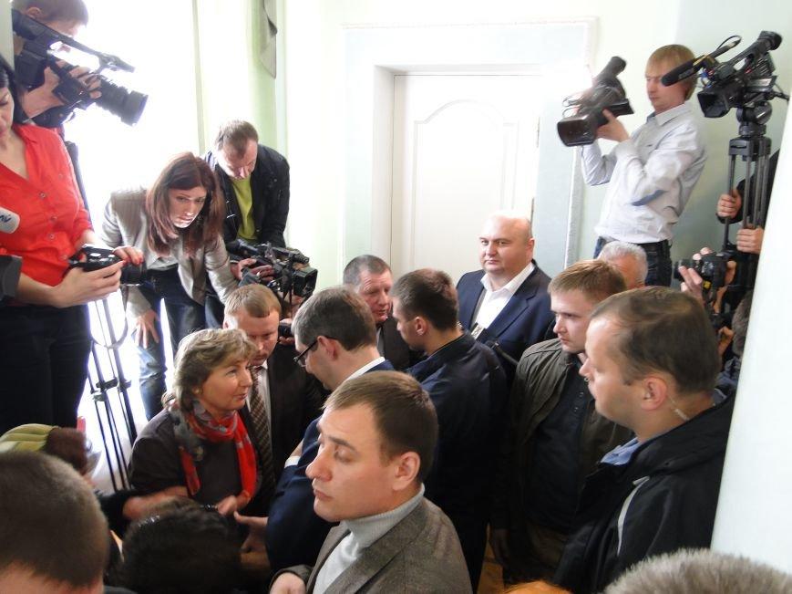 Конфліктне представлення Олександра Корнійчука на посаду голови Хмельницької ОДА (Фото, відео) (фото) - фото 5
