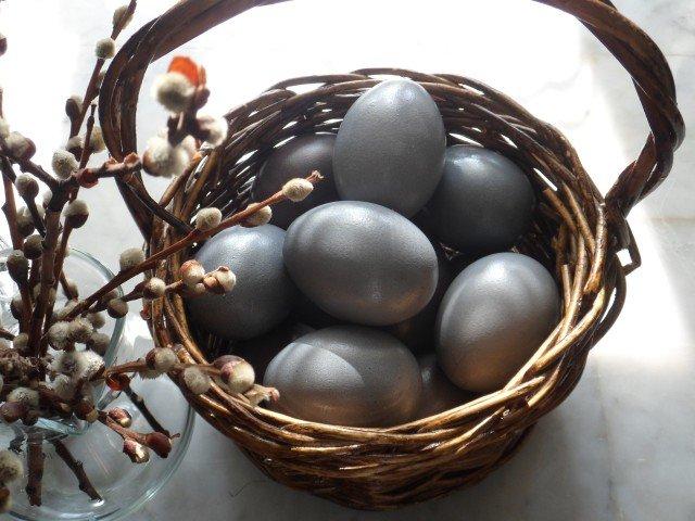 Красим яйца к Пасхе натураьными красителями (фото) - фото 6