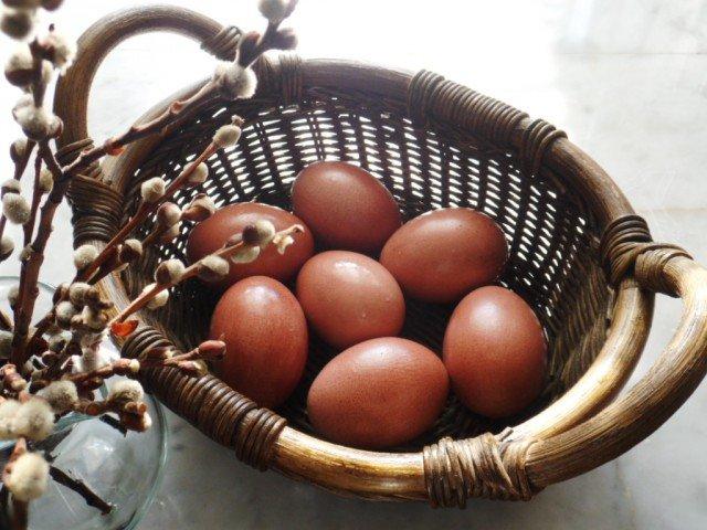Красим яйца к Пасхе натураьными красителями (фото) - фото 3
