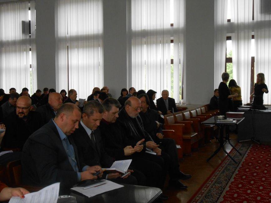 В Днепродзержинском горсовете созданы 2 депутатские группы (фото) - фото 1