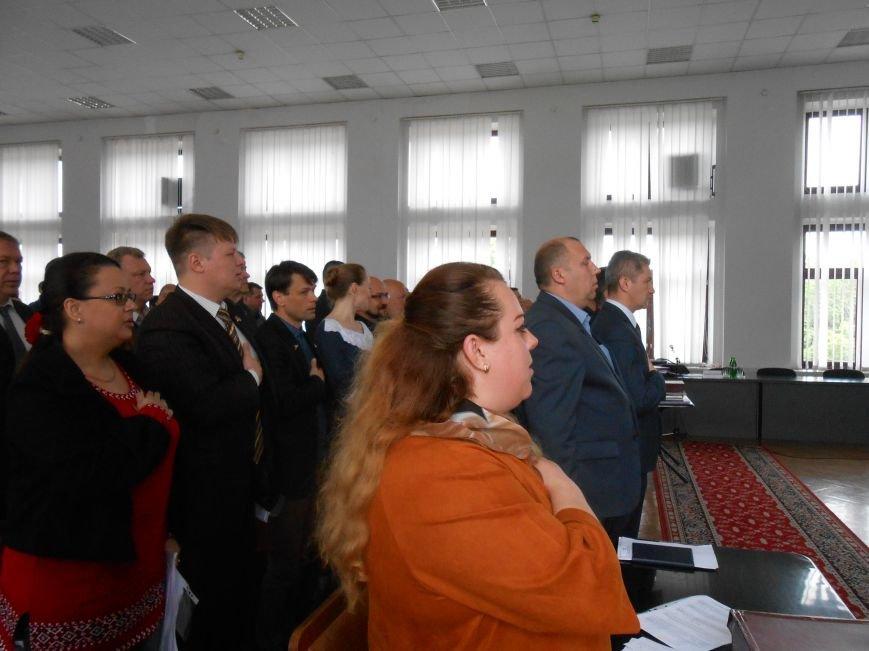 В Днепродзержинском горсовете созданы 2 депутатские группы (фото) - фото 2