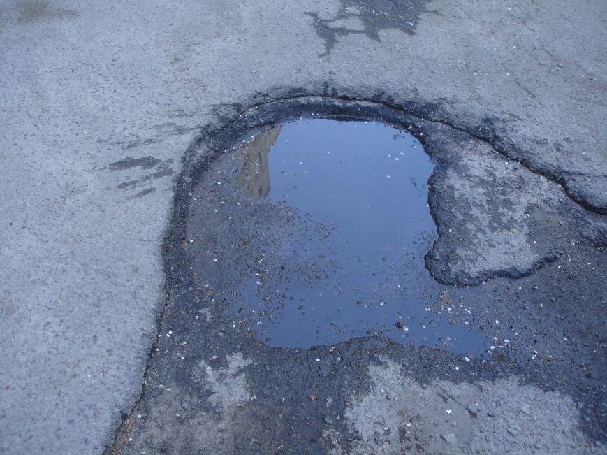 Білоцерківські дороги: каньйони і кратери (фото) (фото) - фото 4