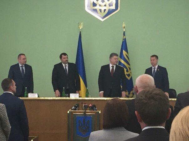Новым главой Херсонской ОГА официально назначен Андрей Гордеев (фото) (фото) - фото 1