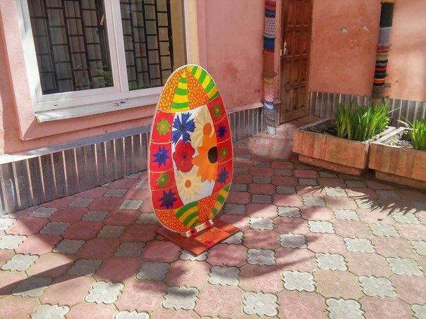 У Львові презентували виставку з виготовлення писанок розміром 1 метр (ФОТО) (фото) - фото 3