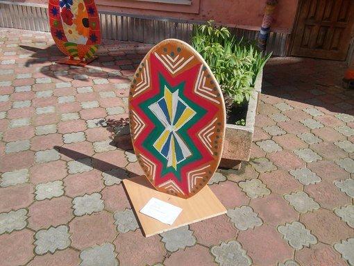 У Львові презентували виставку з виготовлення писанок розміром 1 метр (ФОТО) (фото) - фото 8