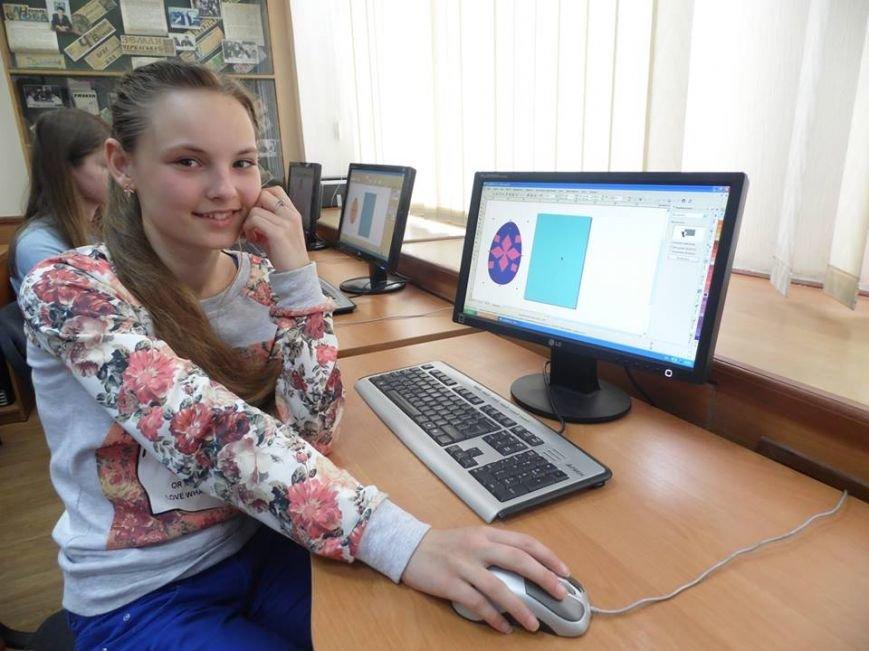 Переможці «Екологічної казки» пізнавали секрети видавничої справи в черкаському університеті (ФОТО), фото-1