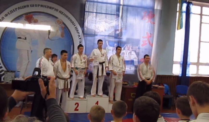 Спортсмены Красноармейска  (Покровска) и Димитрова (Мирнограда) стали лучшими в областном Чемпионате по косики каратэ (фото) - фото 7