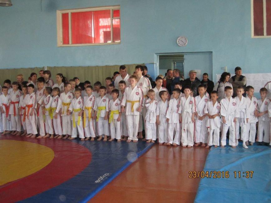 Спортсмены Красноармейска  (Покровска) и Димитрова (Мирнограда) стали лучшими в областном Чемпионате по косики каратэ (фото) - фото 6