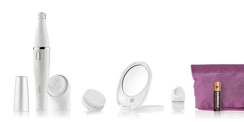 Эпилятор Braun Face: комплексный уход за кожей (фото) - фото 4