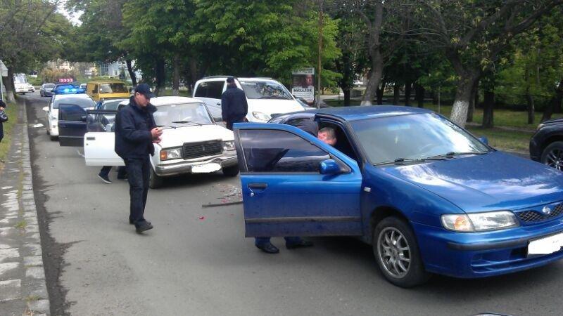 В Ужгороді потрійне ДТП: фото, фото-5