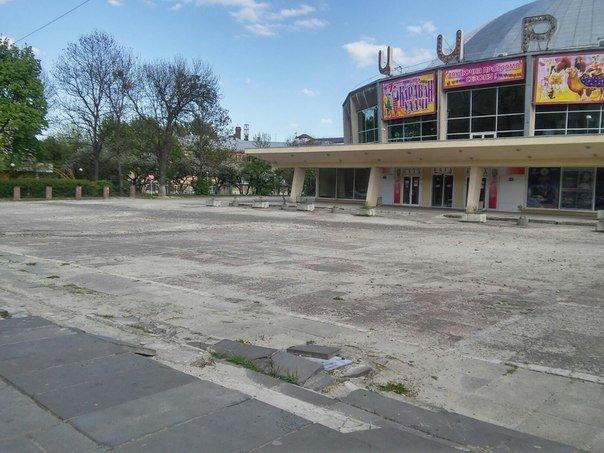 Площу перед цирком розпочнуть реконструювати у червні місяці (ФОТО) (фото) - фото 5