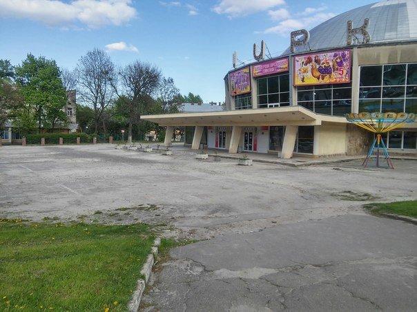 Площу перед цирком розпочнуть реконструювати у червні місяці (ФОТО) (фото) - фото 9