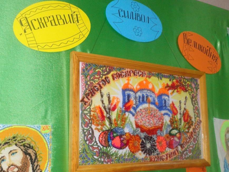 Школьники Красноармейска (Покровска) приняли участие в захватывающем мастер-классе по изготовлению пасхальных писанок (фото) - фото 2