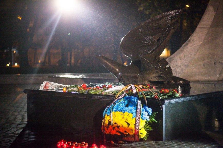 Депропетровские чернобыльцы почтили память погибших товарищей (ФОТО) (фото) - фото 1