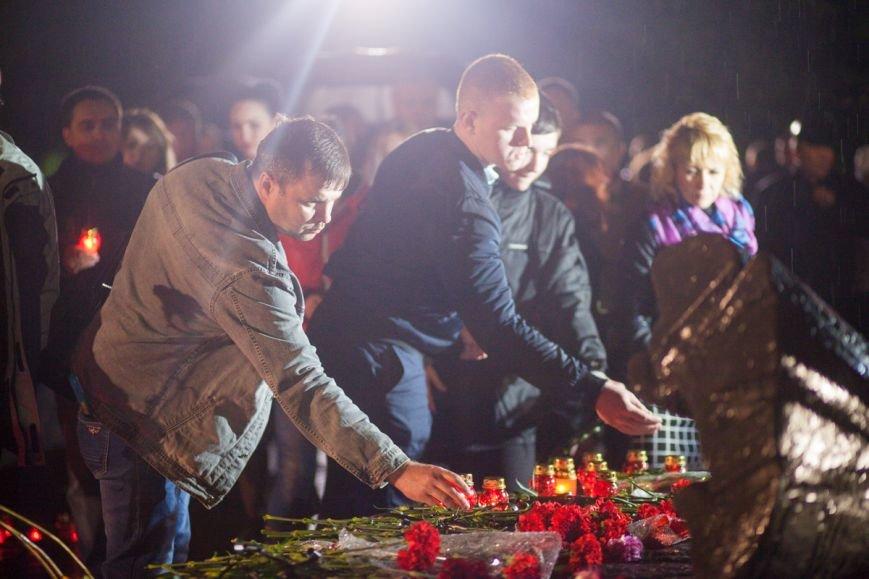 Депропетровские чернобыльцы почтили память погибших товарищей (ФОТО) (фото) - фото 2