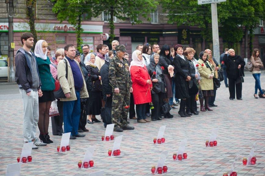 Депропетровские чернобыльцы почтили память погибших товарищей (ФОТО) (фото) - фото 4
