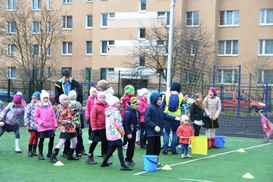 В Пушкинском районе провели спортивные мероприятия в рамках борьбы с наркоманией (фото) - фото 1
