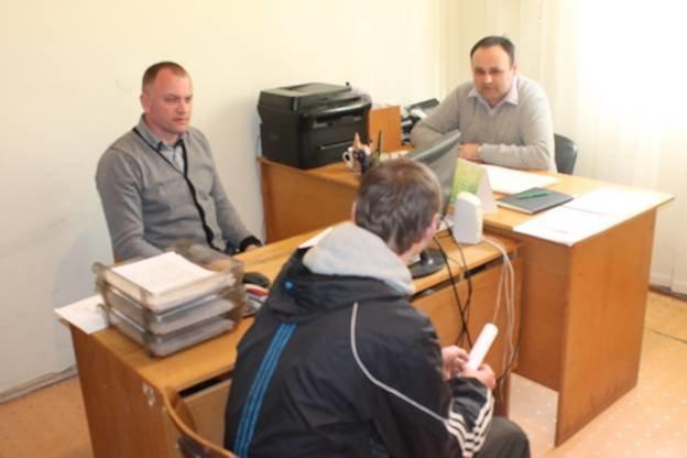 Закарпатські поліцейські розшукали неповнолітнього втікача і примирили його з батьком (ФОТО) (фото) - фото 1