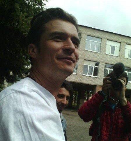 Орландо Блума помітили на Донбасі, фото-1