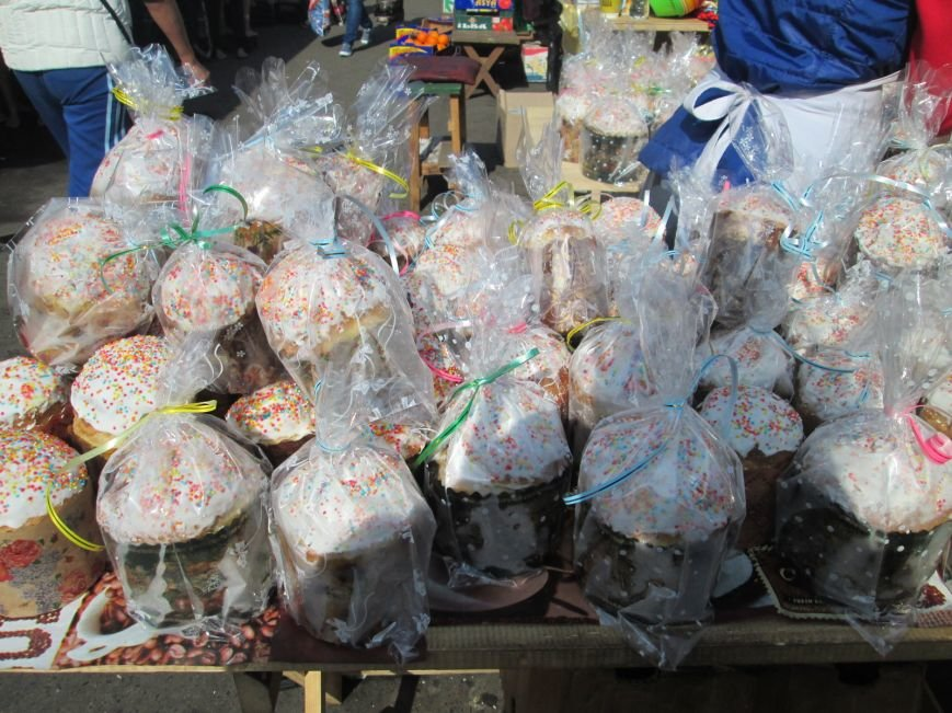 d309e584d8092288e7014e41ebf5eba4 Готовимся к Пасхе: сколько стоит собрать праздничную корзинку на Привозе