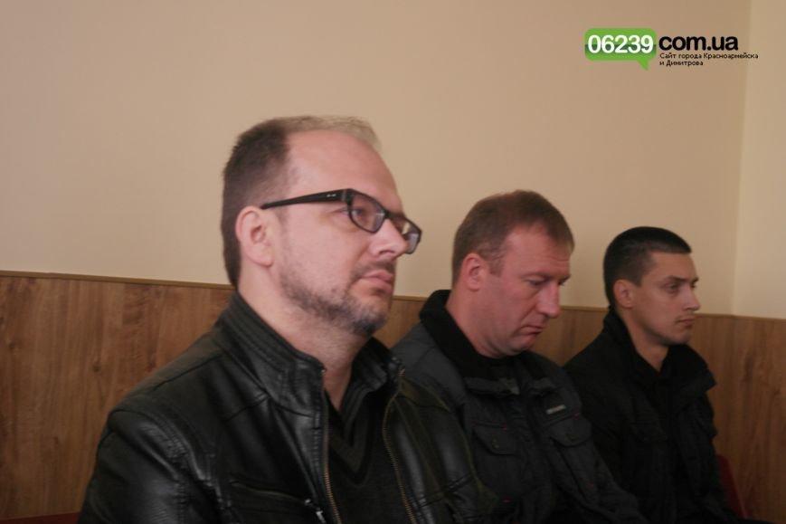 В Димитрове (Мирнограде) секретарь городского совета предстал пред судом - как и сам мэр (фото) - фото 1