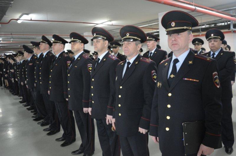 Полицейские Югры готовы к службе в летний период (фото) - фото 1