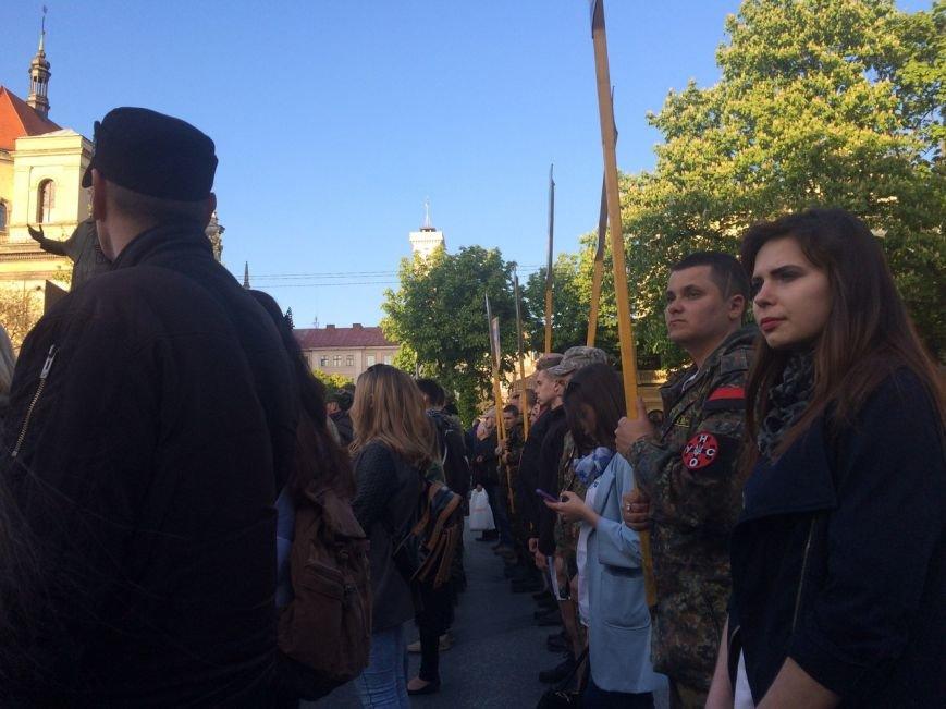 Парад вишиванок у Львові: як це було (ФОТО) (фото) - фото 2