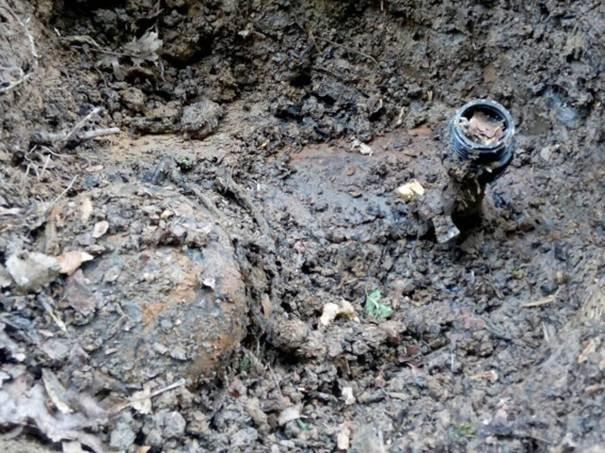 Як на Ужгородщині крадуть нафту: фото (фото) - фото 1