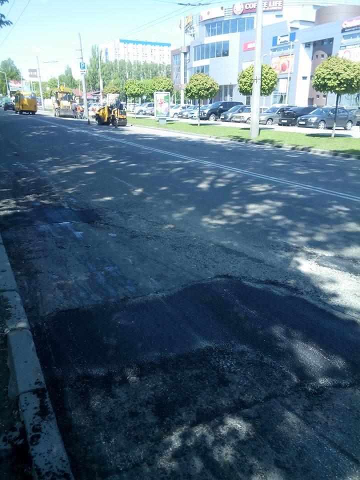 На Титова ямы не давали водителям спокойно передвигаться (ФОТОФАКТ), фото-3
